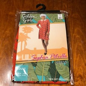 The Golden Girls Sophia Petrillo Adult Costume!